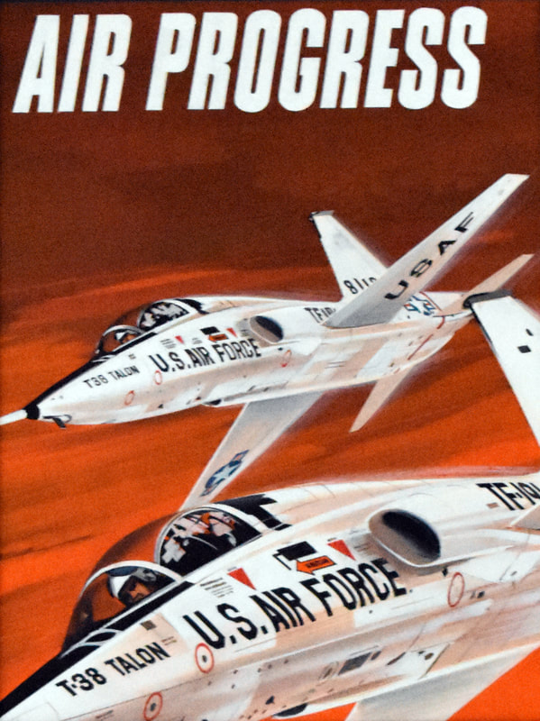 Otto Kuhni Artwork - Air Progress