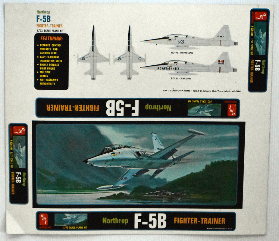 Otto Kuhni Artwork - Early Commercial Works - F-5B