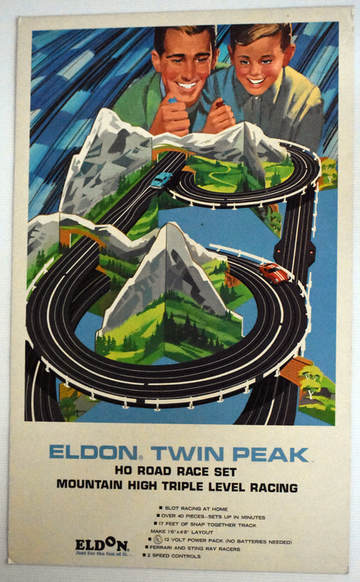Otto Kuhni Artwork - Early Commercial Works - Eldon Twin Peak